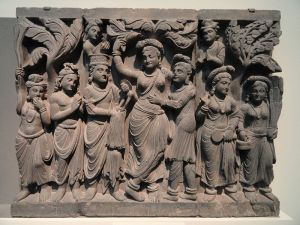 Gandharan Frieze