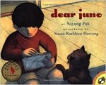 Cover of boo, Dear Juno, by Soyung Pak