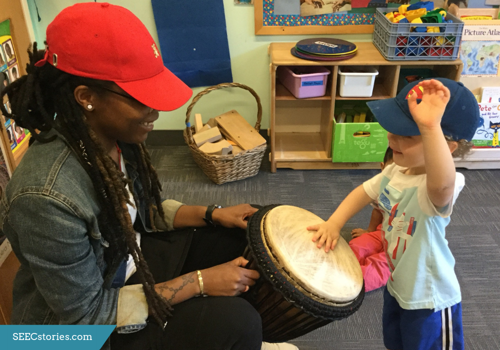 Drum and Literacy